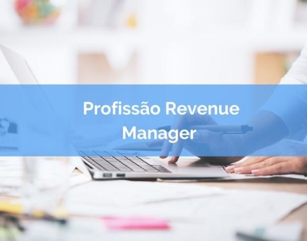 Profissão Revenue Manager